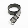 Premium NATO Strap Horlogebandje Grijs / Zwart